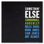 Cannonball Adderley - Somethin' Else (Rudy Van Gelder Edition) CD