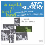 Art Blakey - A Night At Birdland, Vol. 1 (The Rudy Van Gelder Edition) CD