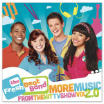 Fresh Beat Band - More Music From The Hit TV Show CD Vol. 2