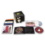 George Harrison The Apple Years (6 CDs, 1 DVD) Box Set