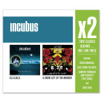 Incubus - x2 (S.C.I.E.N.C.E./A Crow Left of Murder..) CD