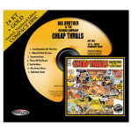 Big Brother & The Holding Company – Cheap Thrills Gold CD