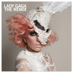 Lady Gaga The Remix CD