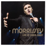 Morrissey - Live at Earl's Court CD