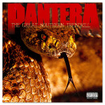 Pantera The Great Southern Trendkill CD