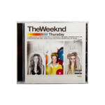 THE WEEKND THURSDAY CD OR MP3