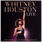 """Whitney Houston Live"" - Her greatest Performances CD"