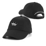 Crown Black Cap
