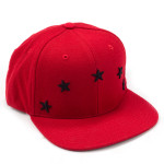 Rich Gang 5 Stars Snapback Hat
