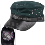 ADAM LAMBERT CABBIE HAT