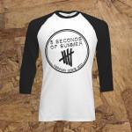5SOS: Derping Stamp Baseball T-Shirt