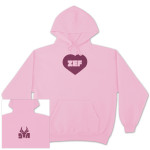Die Antwoord Love ZEF Logo Hoodie