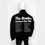 The Beatles US Varsity Jacket