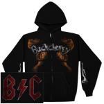 Buckcherry Lit Up Logo Hoodie