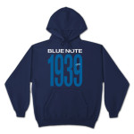 Blue Note Full Chest Logo Hoodie