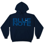Blue Note  Logo Pullover Hoodie