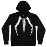 Dawn Of Ashes Claw Design Hoodie