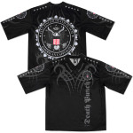 Five Finger Death Punch Capitalist Black Jersey