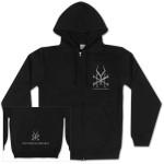 Soundgarden Symbols Zip Hoodie