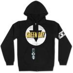 Green Day Bandit Zip Hoodie