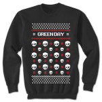 Green Day Ugly X-mas Sweater