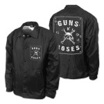 Guns N Roses Street Sign Windbreaker