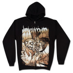 Job for a Cowboy Priest Zip Hoodie