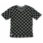 Trukfit Checkerboard V-NeckT-Shirt