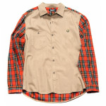 Trukfit Twill Woven Long Sleeve Shirt