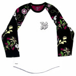 Trukfit FLY TRAP Raglan Shirt