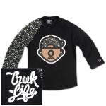 Trukfit TRIPPY Raglan Shirt