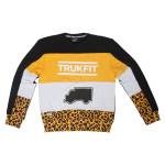 Trukfit Truk Cheetah Crew Sweatshirt