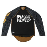 Trukfit Tonal Truk Cheetah Long Sleeve