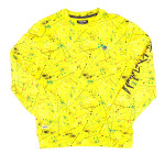 Trukfit D Splatter Crew Sweatshirt -