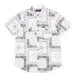 Trukfit Short Sleeve Bandana Woven Shirt