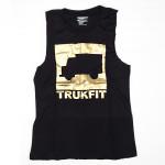 Trukfit Gold Truk Muscle Jr. Tank