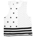 Trukfit Stars and Stripes Muscle