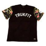Trukfit Tonal Wavy Splash Jersey