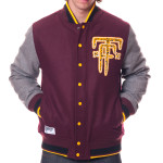 Trukfit Letterman Jacket