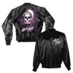 Lady Gaga Bubble Satin Jacket