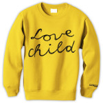 Love Child Crewneck