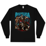 Pantera Rocker Skull Long Sleeve