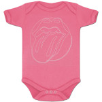 Rolling Stones Outline Tongue Romper