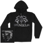 Stone Sour House of Gold Zip Hoodie