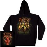 Slipknot Won't Die Group Pullover Hoodie