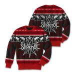 Slipknot Holiday Goat Sweater