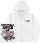 Victoria Justice Make It Girlie Zip Hoodie