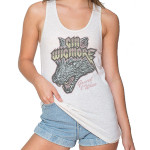 Gin Wigmore Ladies Wolf Tank