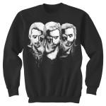 Swedish House Mafia 3 Faces Sweatshirt