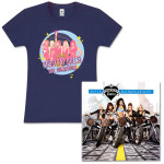 Indigo Shirt and 'Doll Domination' Deluxe CD Bundle